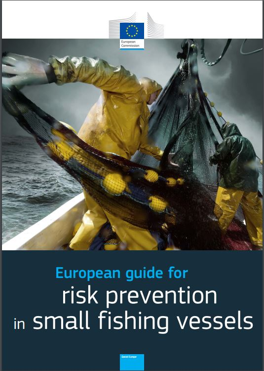 EU guide for risk prevention in small fishing vessels